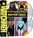 Watchmen: The Complete Motion Comics (Online Exclusive) [DVD] [2008]