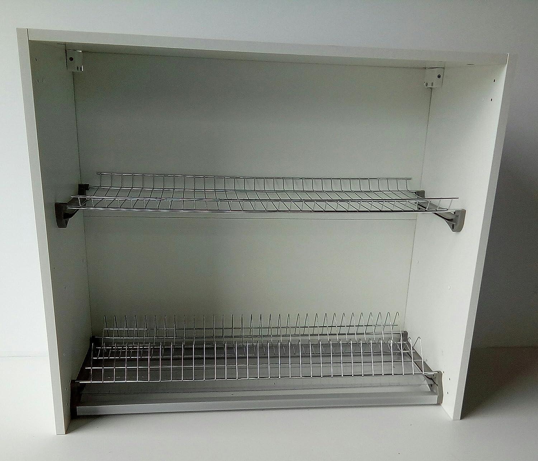 Generico Pensile da cucina 80x70x35 imballato completo di kit di montaggio (da montare) Centro Mobili GS