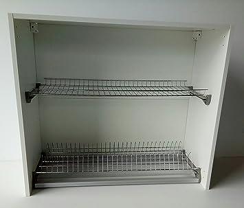 Generico Pensile da Cucina 80x70x35 imballato Completo di Kit di ...