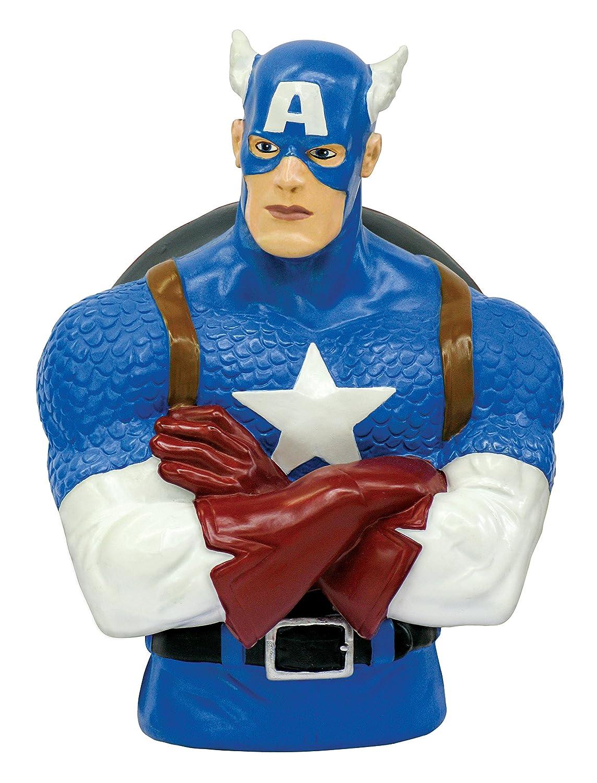 Marvel Captain America Bust Bank Monogram International 67013