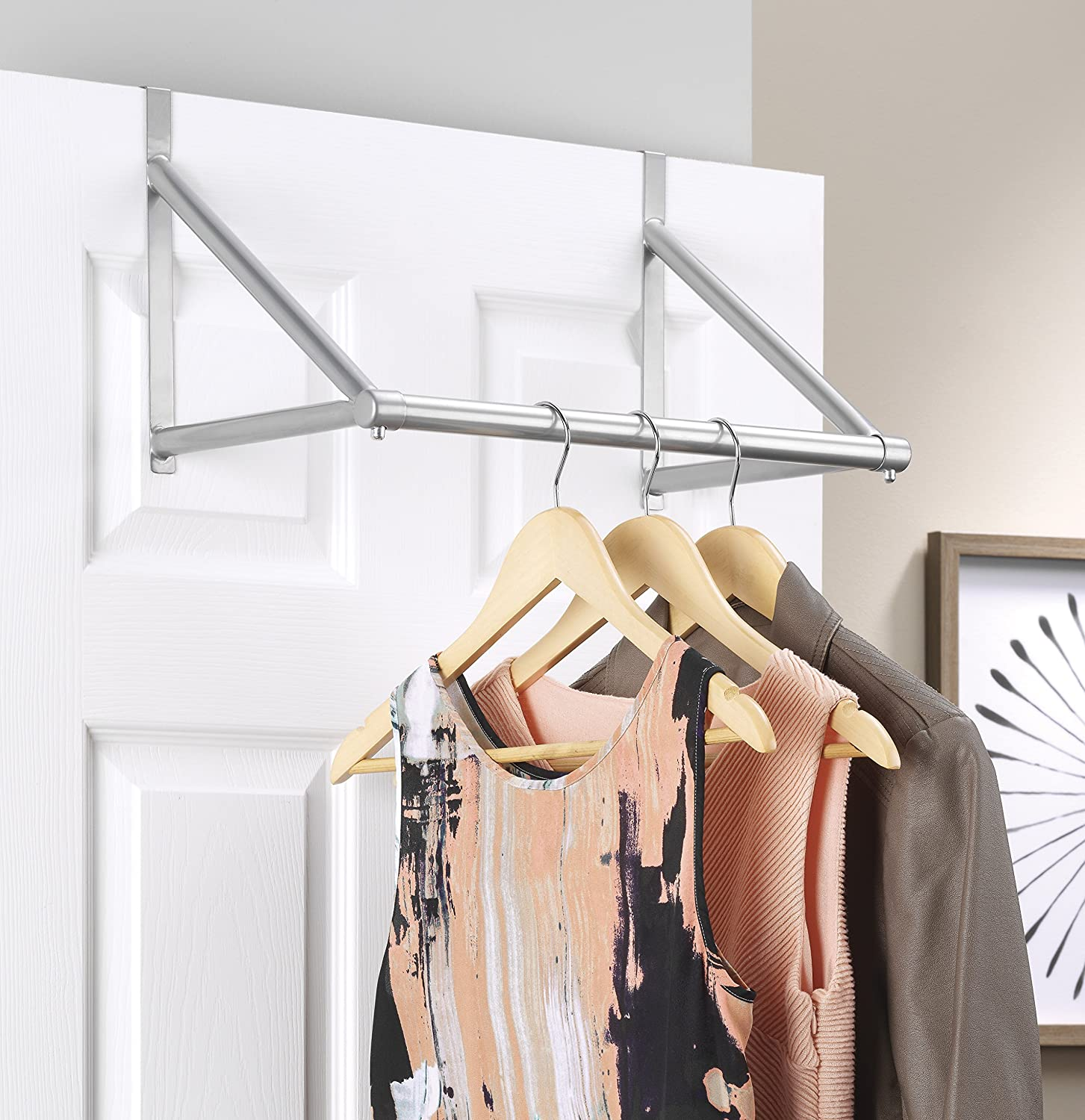 Whitmor Over The Door Closet R...