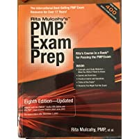 PMP Exam Prep, Eighth Edition - Updated: Rita's Course in a Book for Passing the PMP Exam by Rita Mulcahy (June 12, 2013…