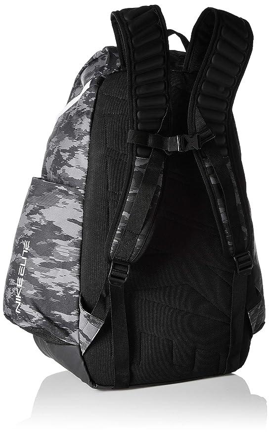 68b8da956964 Nike 12 Ltrs Anthracite Black White School Backpack (BA5260-060)  Amazon.in   Bags