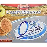 Campurrianas 0% Azucares Caja De Galletas - Paquete de 8 x 50 gr - Total