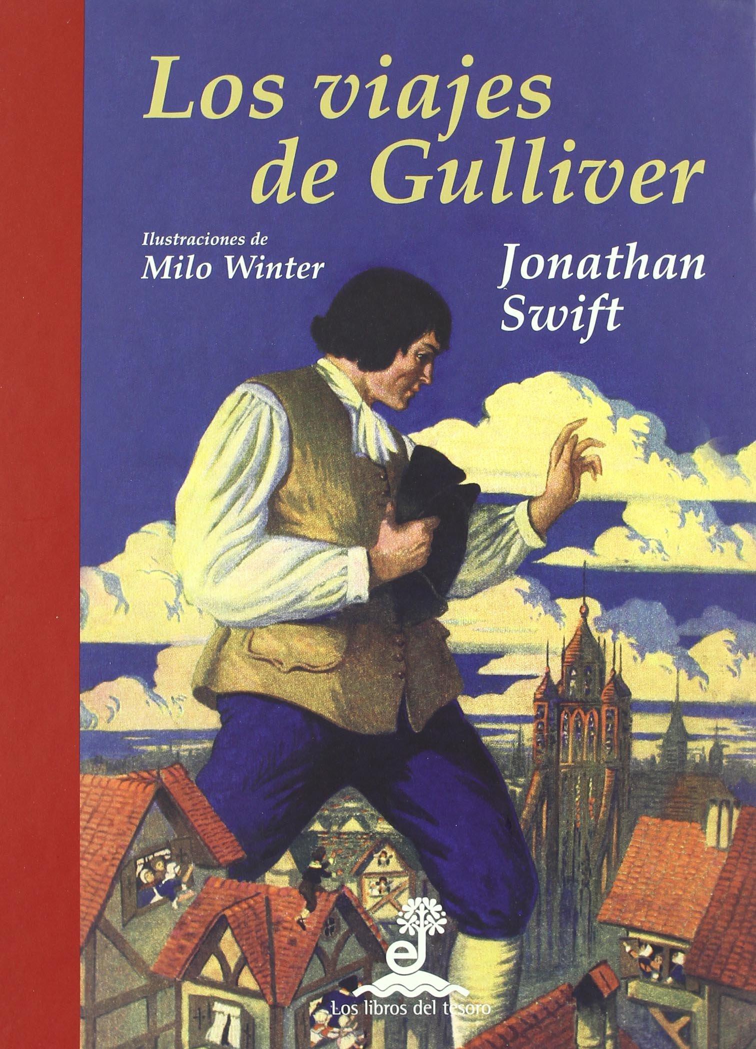 Los Viajes de Gulliver (Spanish Edition) by Edhasa (Image #1)