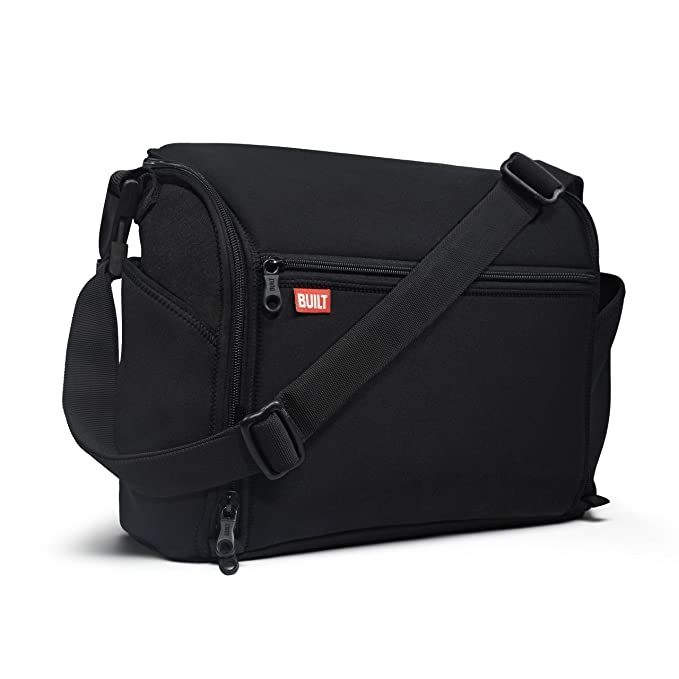 Built The Station Convertible Diaper Bag, Black Diaper Needs at amazon