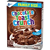 Chocolate Toast Crunch, Chocolate Cereal, 20.4 Ounce (Pack of 8)