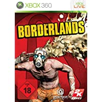 Borderlands (dt.) [Importación alemana]
