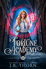 Fortune Academy: Year Two Kindle Edition