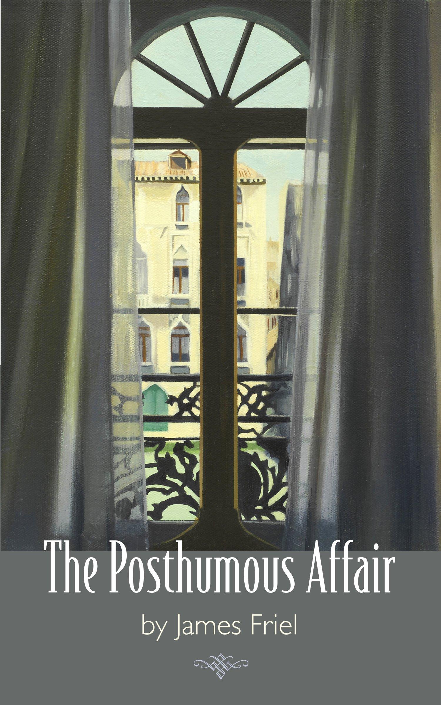 Read Online The Posthumous Affair PDF