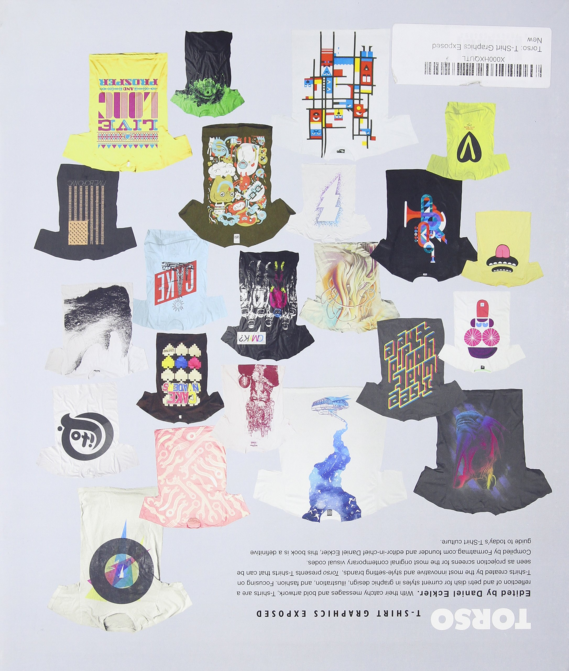 T shirt design 2 zeixs - Torso Streetwear T Shirt Graphics Exposed Amazon De Daniel Eckler Fremdsprachige B Cher