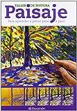 Paisaje para aprender a pintar paso a paso (Taller de pintura)