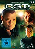 CSI: Crime Scene Investigation - Season 11 [6 DVDs]
