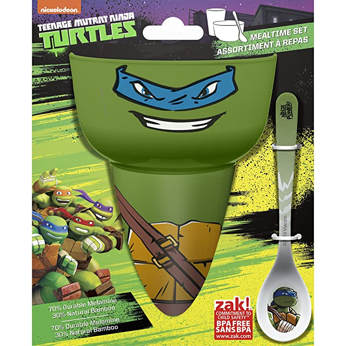 The Best Ninja Turtles Snack Bowls