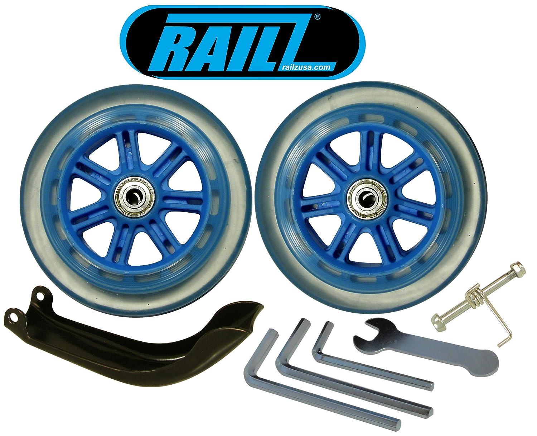 RAILZ Scooter Wheel-Brake-Kit-125mm