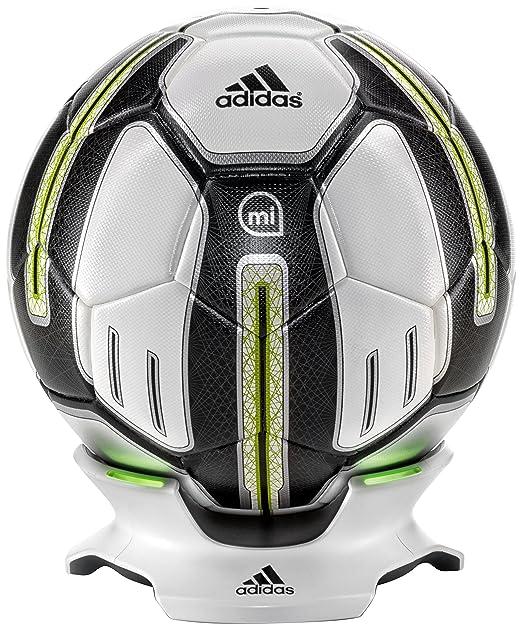2 opinioni per Adidas miCoach Smart Ball Pallone da Calcio con Collegamento Sensori, App,