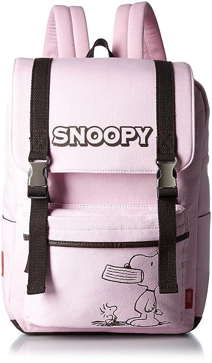 Snoopy - Mochila infantil Rosa rosa