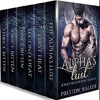 The Alpha's Lust: A Wolf Shifter Mpreg Romance Bundle (English Edition)