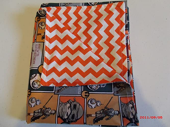 5721fdfb0b9 Image Unavailable. Image not available for. Color  Star Wars Two sided Baby  Blanket ...