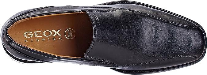 Geox U Federico Q, Zapatos de Cordones Oxford para Hombre: Amazon ...