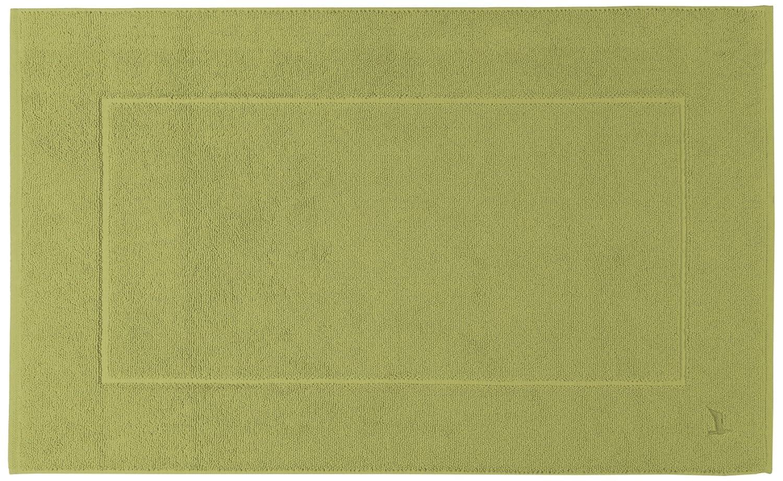 Möve Basic 103008126106_6060 - Tappetino da bagno, 60 x 60 cm, colore: Arancione 103008126/060060/106