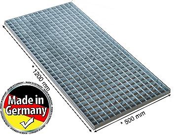 Abdeckung Lichtschacht Gitter Rost 500 x 1200 mm Norm Gitterrost ...