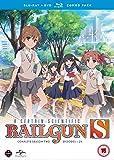 A Certain Scientific Railgun Complete Season 2 Collection (Episodes 1-24) Blu-ray/DVD Combo