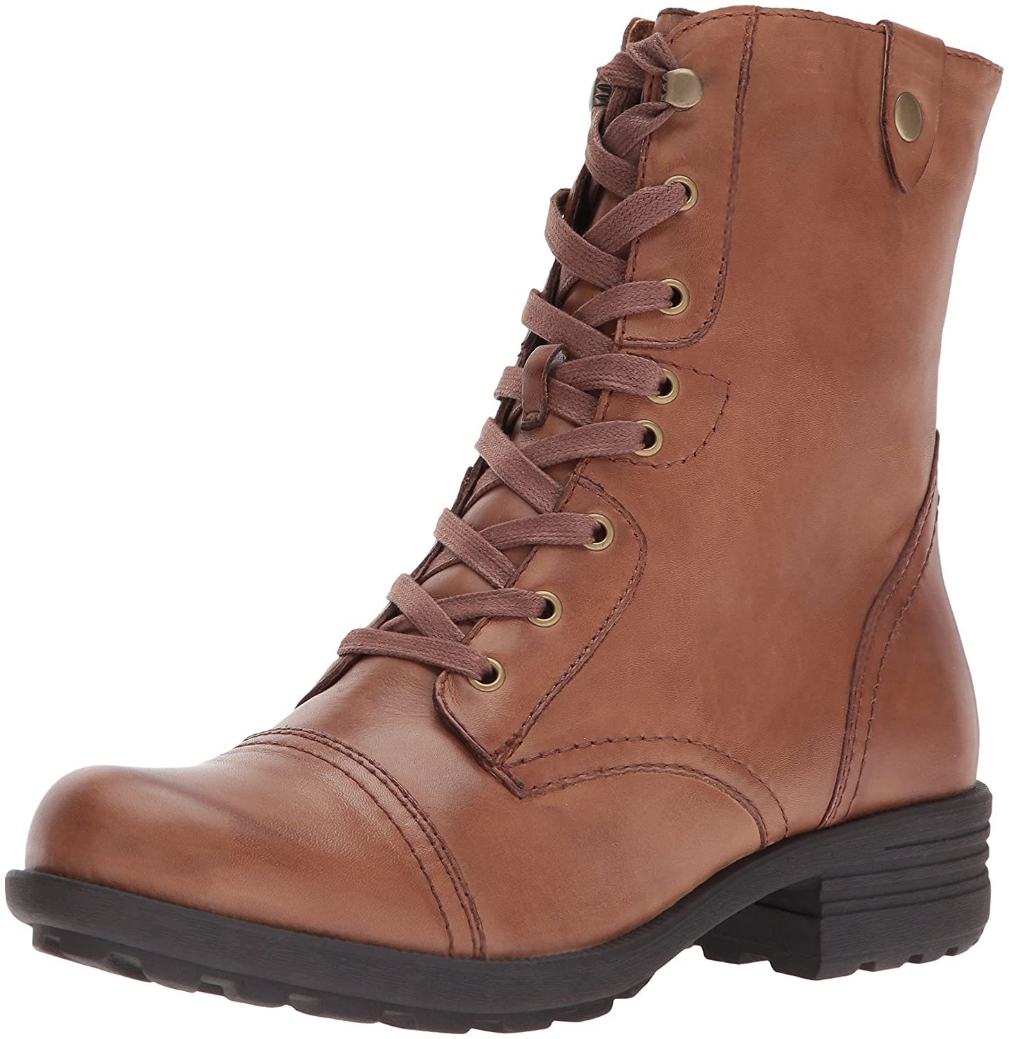 Almond Leather Cobb Hill Rockport Women's Bethany Boot