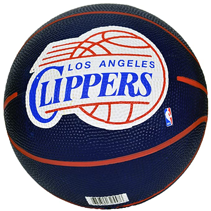 Spalding NBA Los Angeles Clippers Equipo Logo de Colores y Mini ...