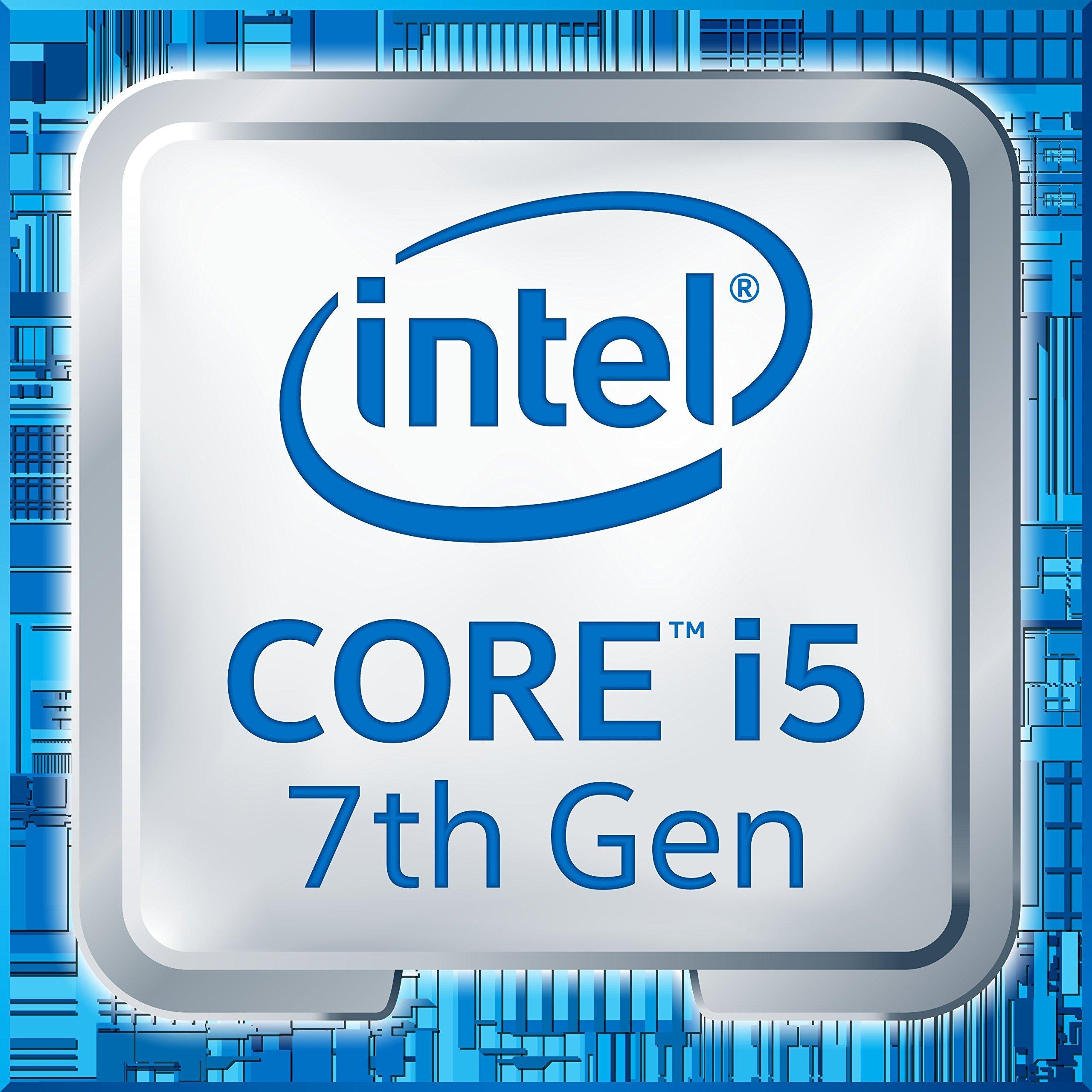 Intel BX80677I57400 7th Gen Core Desktop Processors by Intel (Image #1)