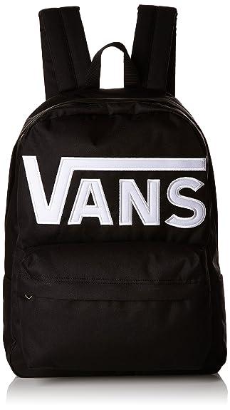 Vans Unisex Old Skool II Backpack Black/White: Vans: Amazon.co.uk ...