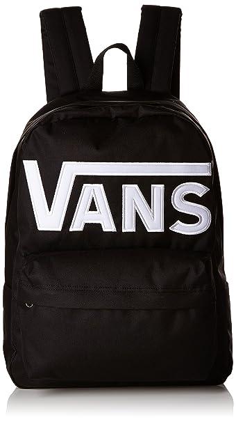 0571276b2d Vans Big Boys' Old Skool Ii Backpack (Kid) - Black/White - One Size:  Amazon.in: Clothing & Accessories