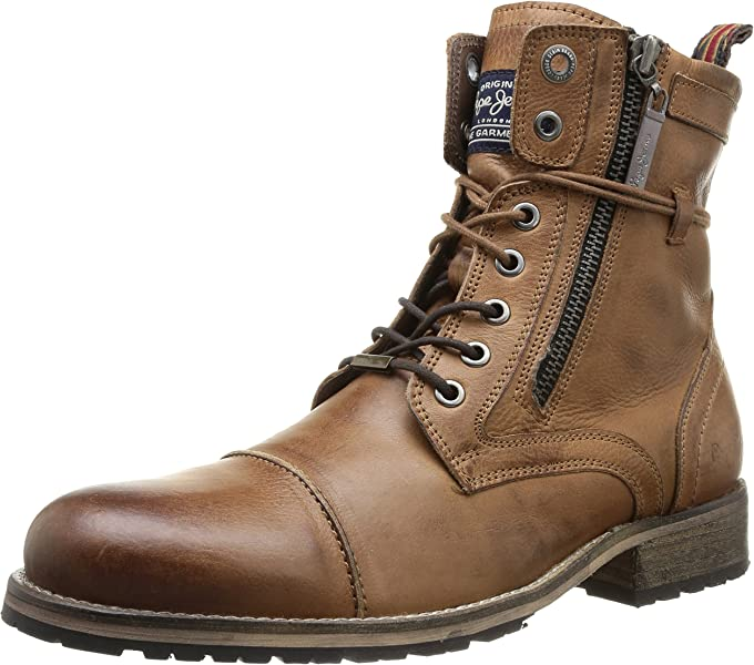 6408cf197d3cfb Pepe Jeans Herren Melting Schuhe mit Schnürung