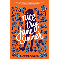 Nice Try, Jane Sinner (English Edition)