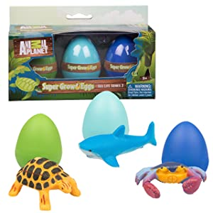 SCS Direct Hatch and Grow 3 Different Sea Creatures, Series 2
