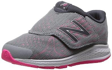 New Balance - Pre-School Shoes, 1 M US Little Kid, Grey/