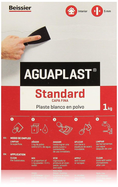 Beissier M50140-Aguaplast std. (paquet 1 kg) 831