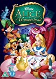 Alice In Wonderland 60th Anniversary DVD [Import anglais]