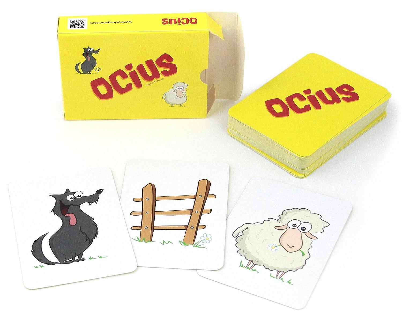 Picmac Game - OCIUS Gioco di abilità e rapidità Piccirillo Michele