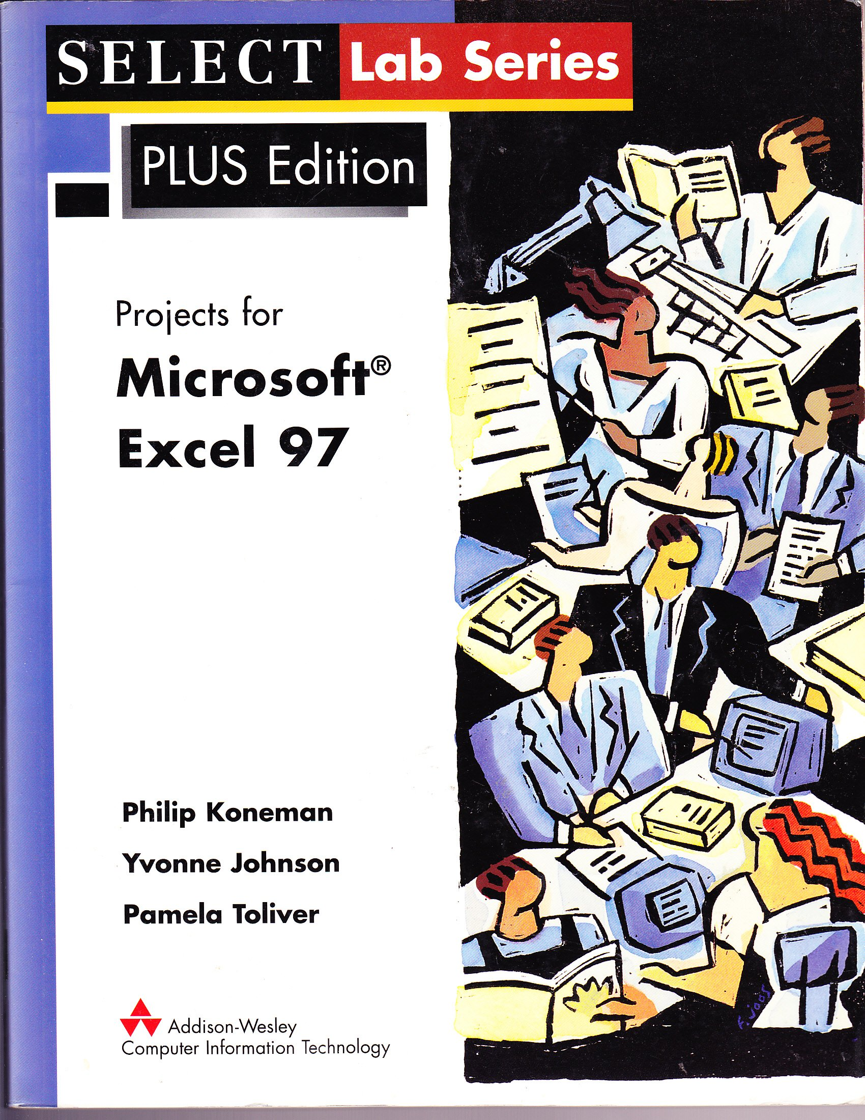amazon projects for microsoft excel select lab series philip a