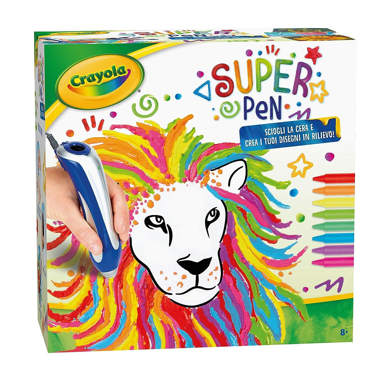 Crayola – Stift 2D, 25 – 0384