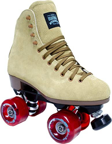 Sure-Grip Tan Boardwalk Skates