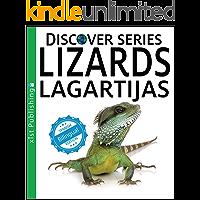 Lizards / Lagartijas (Xist Kids Bilingual Spanish English)