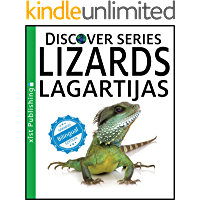 Lizards / Lagartijas (Xist Kids Bilingual Spanish English) (English Edition)