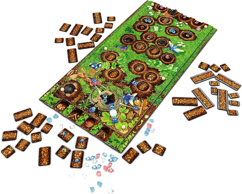 Noris Spiele 601105061 - Oh No, El Schnackelstein! Juegos de Mesa: Amazon.es: Juguetes y juegos