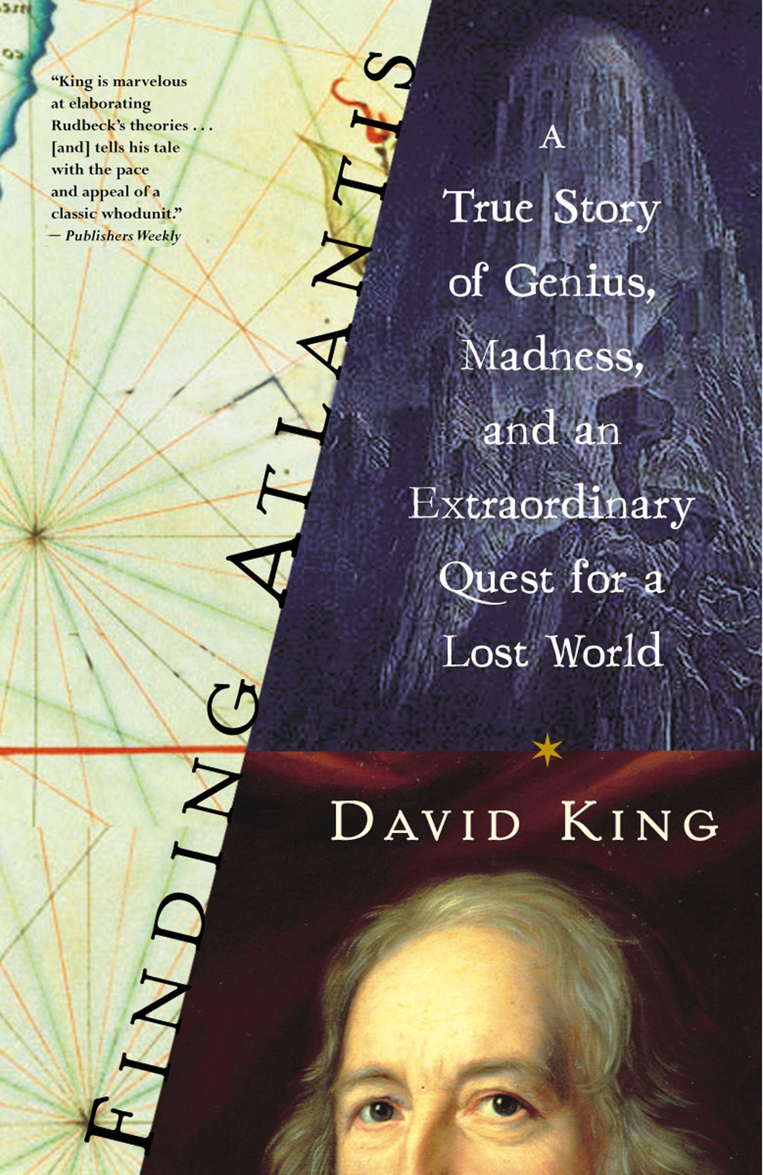 Download Finding Atlantis: A True Story of Genius, Madness, and an Extraordinary Quest for a Lost World pdf