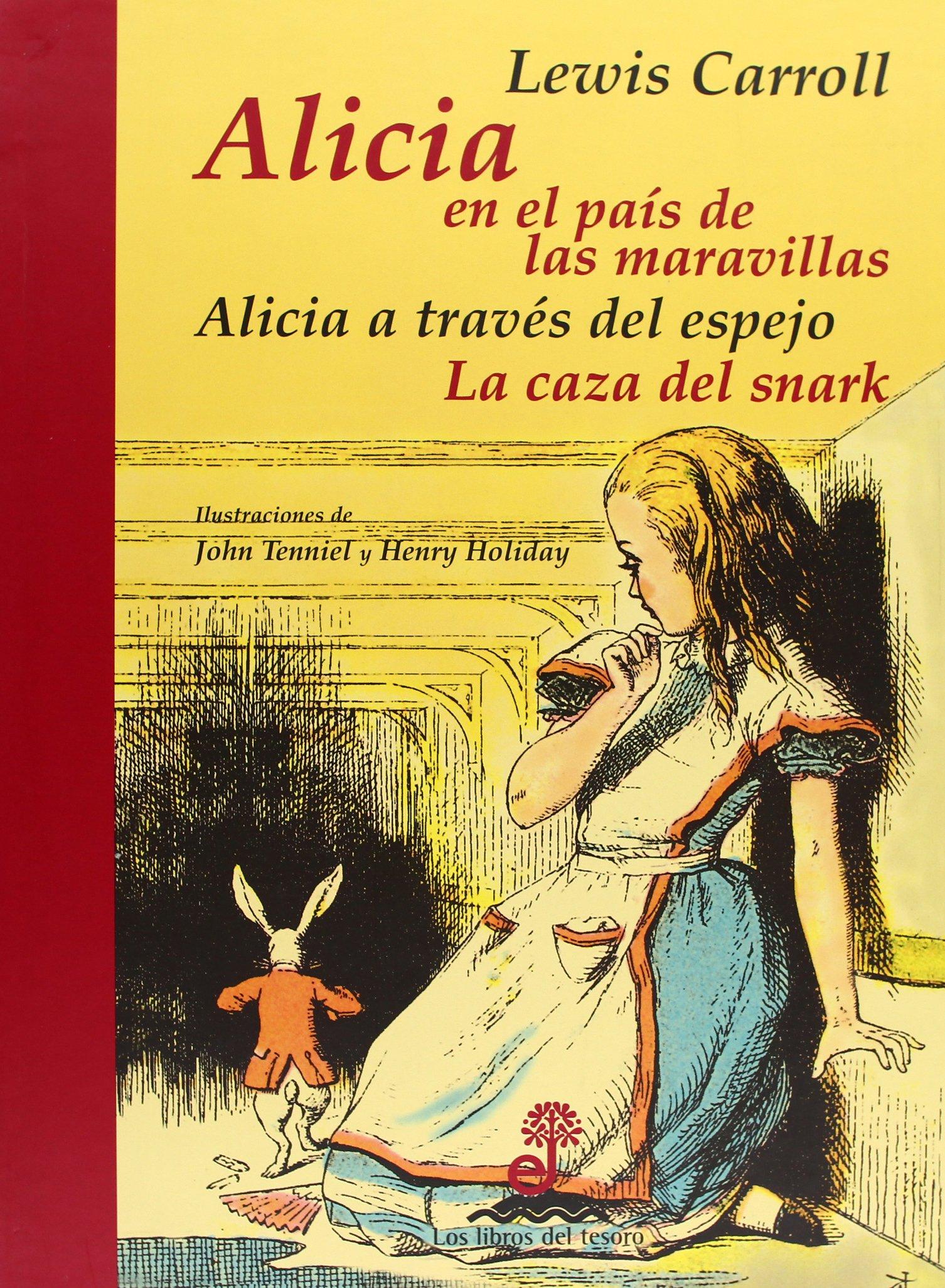 Resultado de imagen para Alicia en el país de las maravillas, de Lewis Carroll
