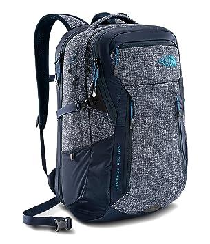 3865b03875e4 Amazon.com  The North Face Router Transit Men s Laptop Backpack Urban Navy  Heather Blue  Best MerchanDice