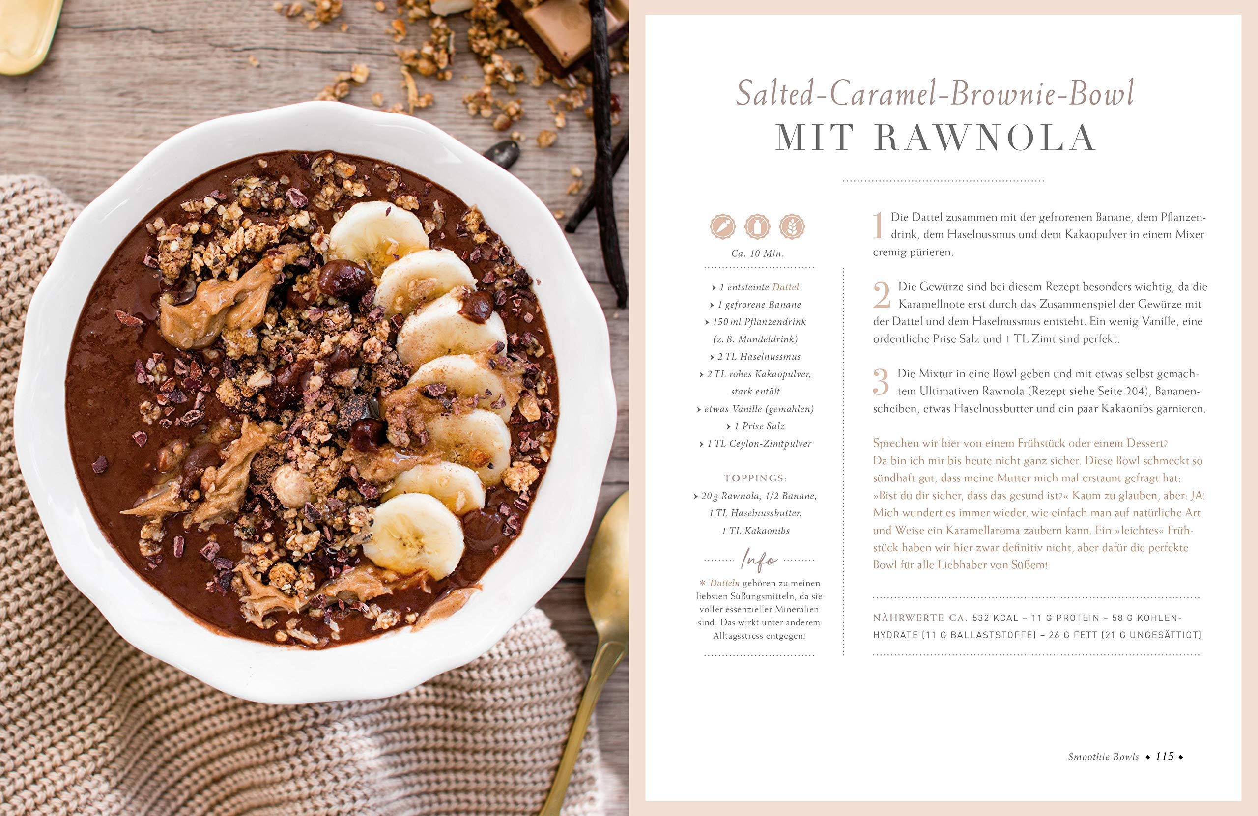 You deserve this. Bowl Kochbuch. Einfache & natürliche Rezepte ...