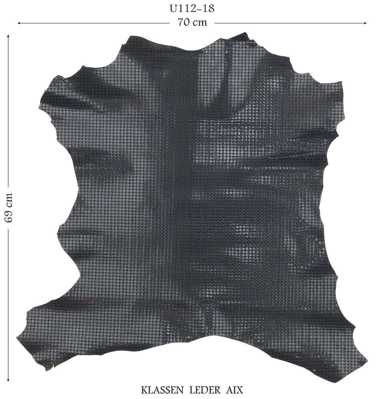 U112-18 Klassen Leder AIX Lammleder 1,0 mm Dick Fantasie Design U112